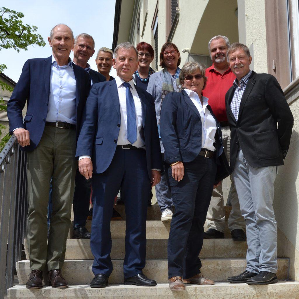 Stiftungsrat und Geschäftsstelle